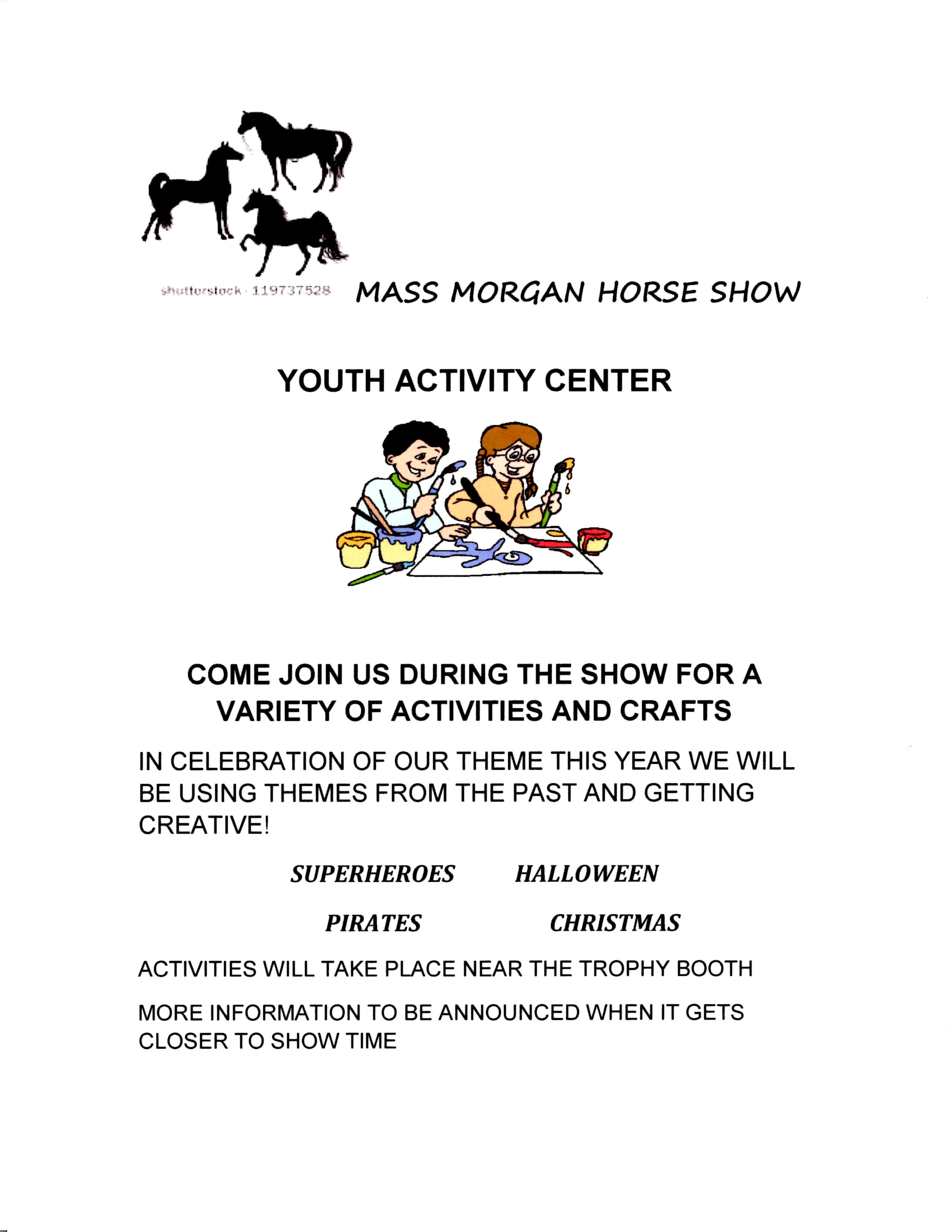 MMHS Youth Activities 2016