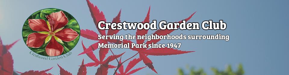 Crestwood Garden Club