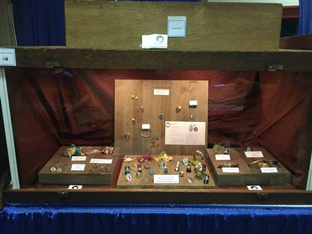 Photos from the 2016 Atlantic Gems, Jewelry, Fossils, and Minerals show at Howard County Fairground