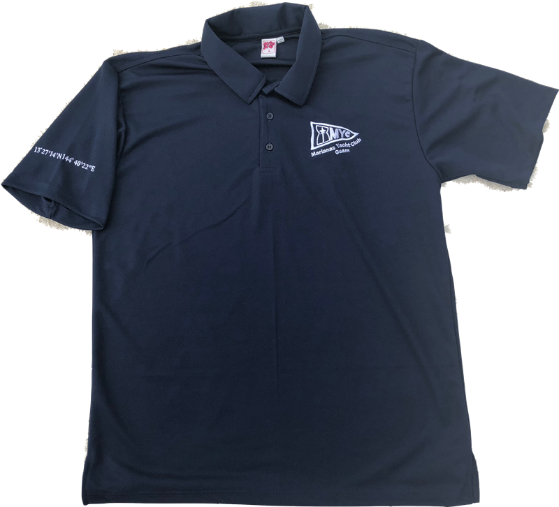 MYC 3 Button Polo shirt DRY FIT