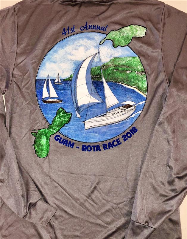 Rota Race 2018 Long sleeve DRY FIT