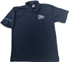 MYC 3 Button Polo shirt DRY FIT - click to view details