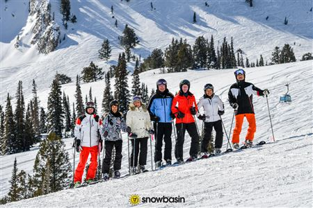 Trip in February to 5 resorts in Utah organized by the 70 plus  Ski clubGreat snow , good weather fun for all.