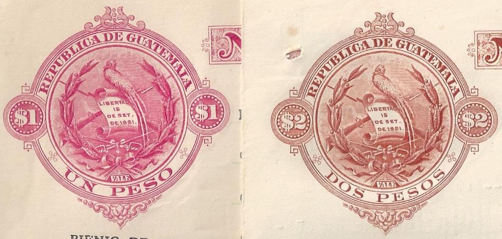 Papel Sellado Seals examples