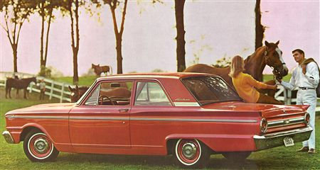 1963 Fairlane (non-500) 2-door Sedan