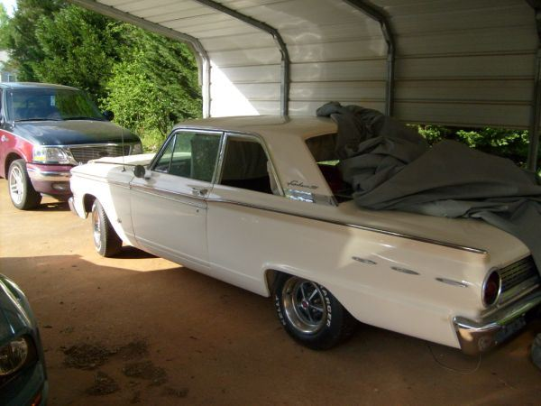 My daughter's 62 fairlane