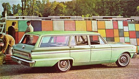 1963 Fairlane Ranch Wagon