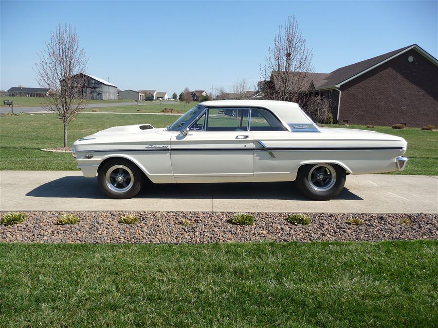 My 64000 mile Fairlane 500