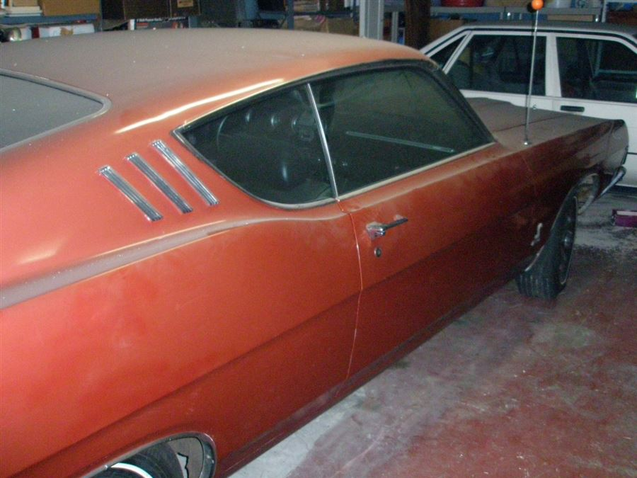 original owner placed in storage during 1970's where car stayed until I purchased it in 2010