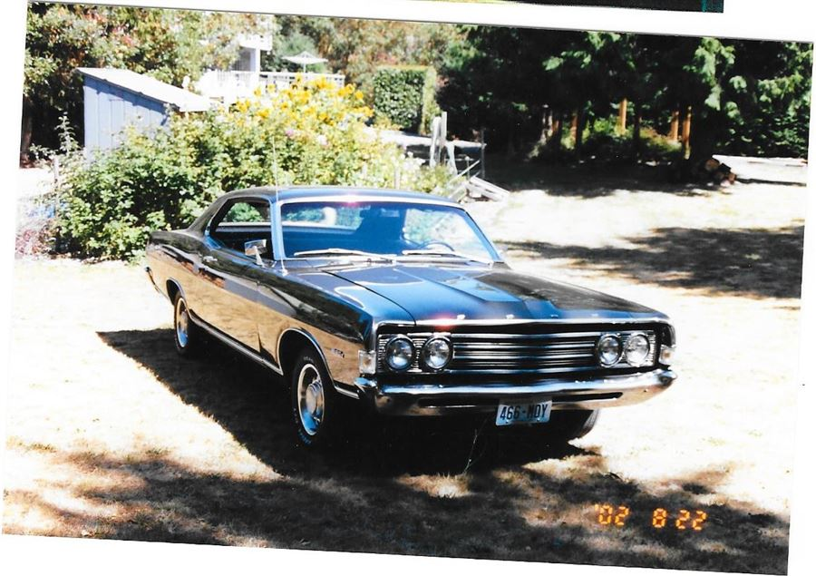 69 Fairlane 500,390,4sp,bench seat,sleeper