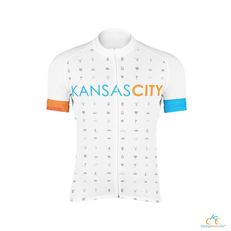 CKC Jersey Men's Club-White