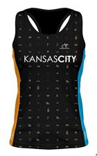 CKC Jersey Women's Sleeveless - click to view details