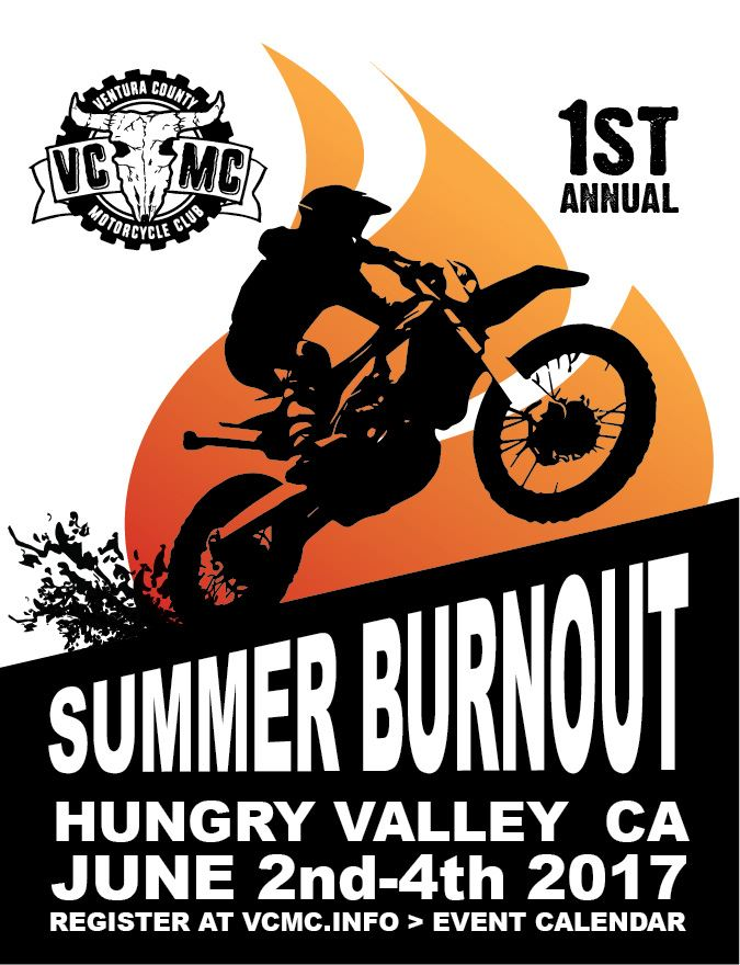 June 2017 Club Campout at Hungry Valley. Those of us that didn't join the infamous Piru Creek Trail maintenance ride had a great time.