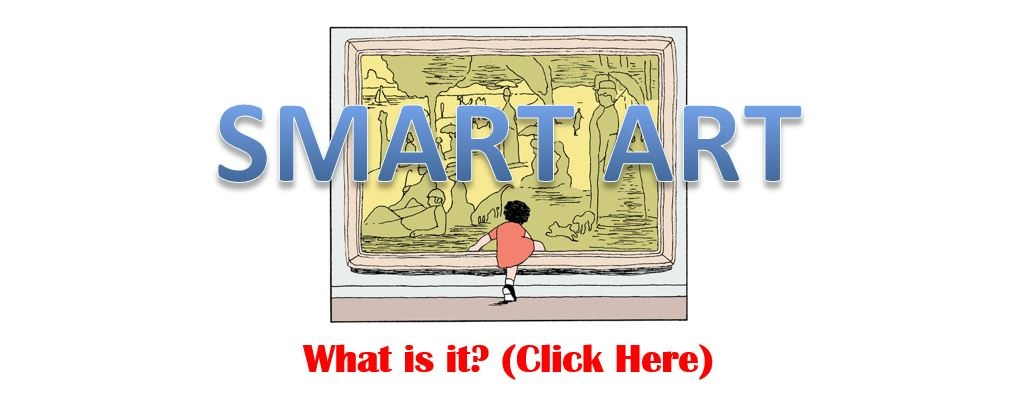Smart Art - Click here to learn more...