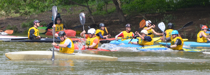 2016 Potomac Downriver Race Start