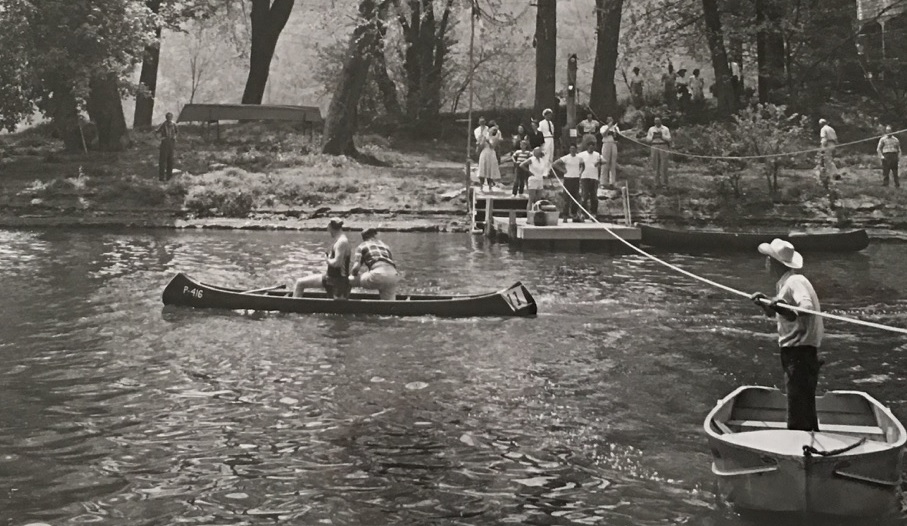 First Downriver Race 1956 Frank Havens