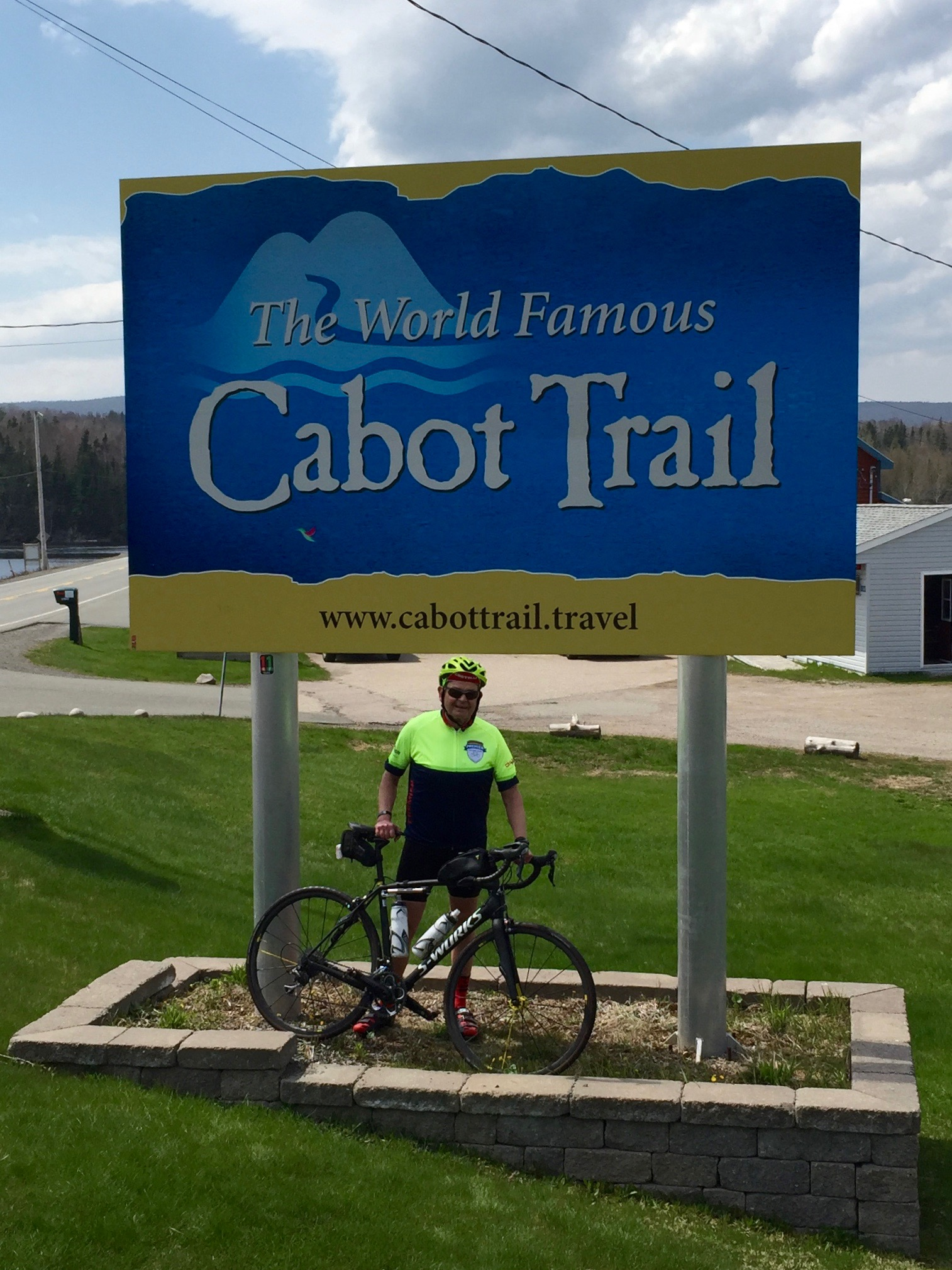 Dick Thomson Cabot Trail