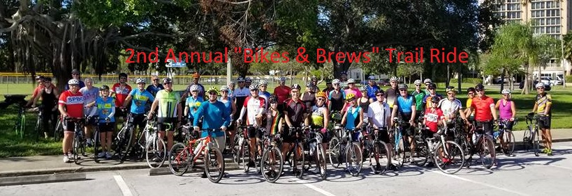 Bikes & Brews Trail Ride Group