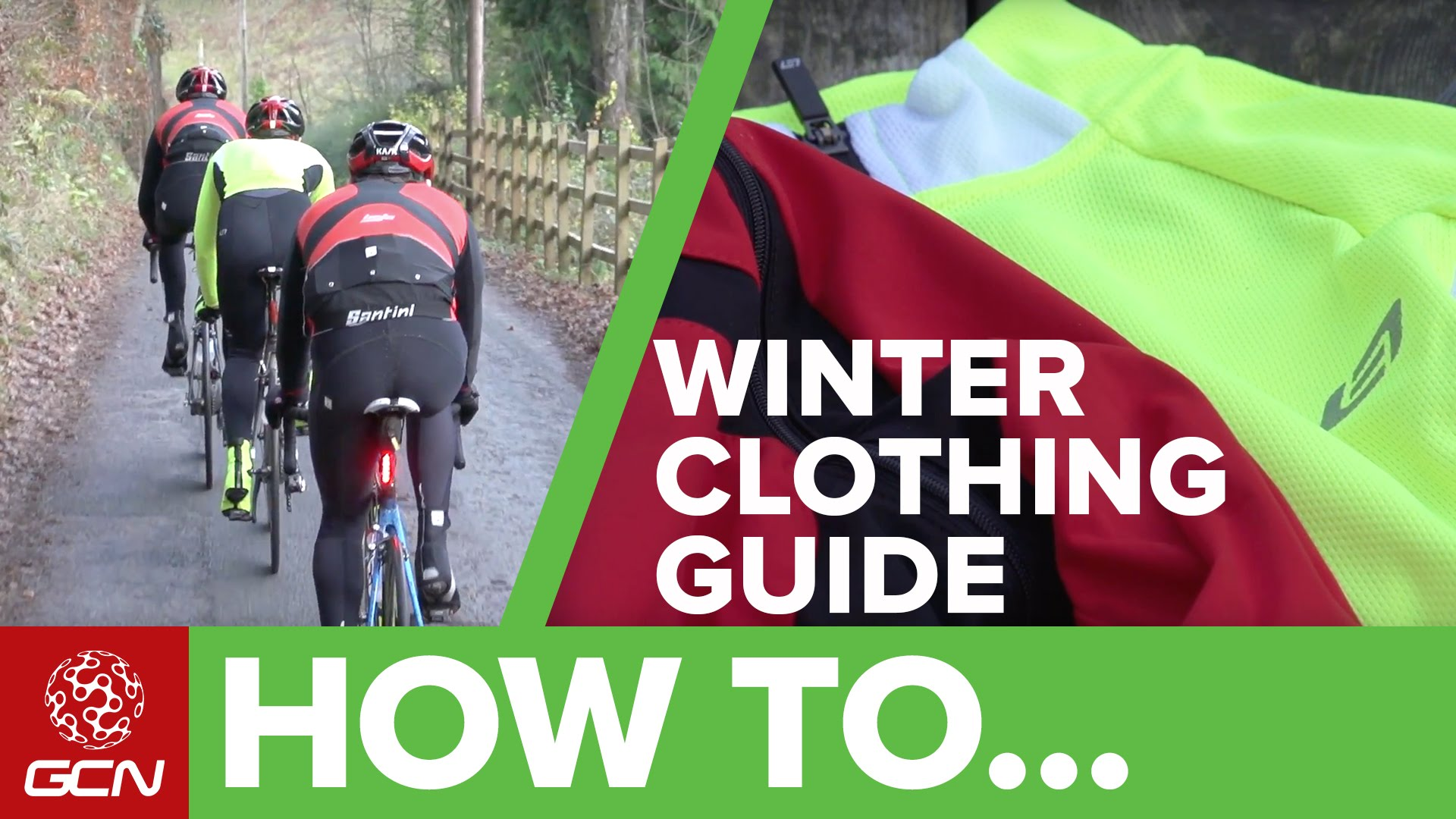 GCN Winter Clothing