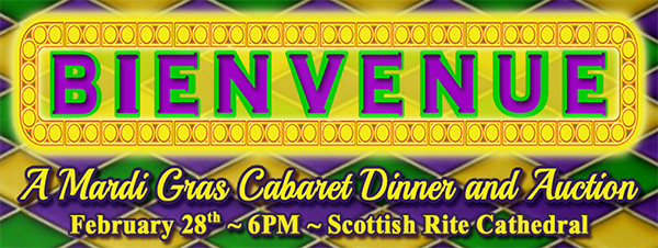 Bienvenue Cabaret - Click for tickets and details.