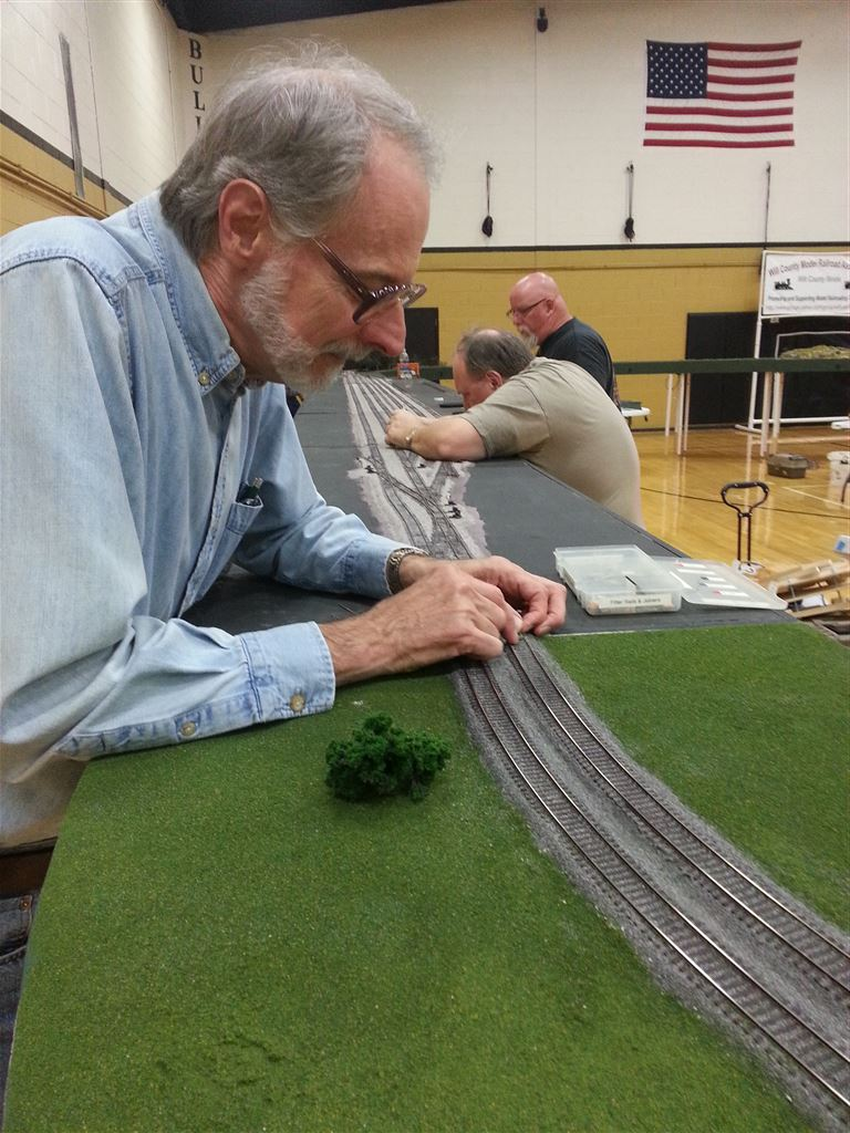 Southland 2016 Model Railroad Show at Richards HS