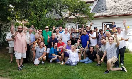 The 10th Annual NYPC Summer BBQ