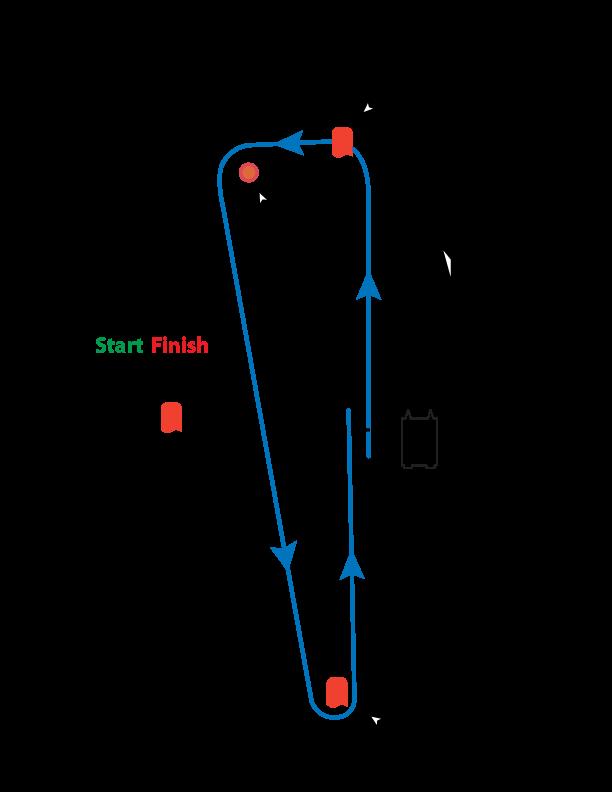 scow racing