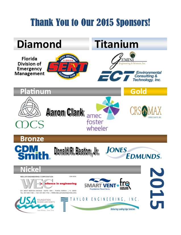 2015 FFMA Annual Conference Sponsors