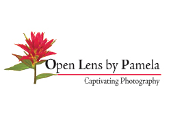 Open Lens by Pamela