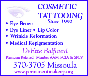 DeEtte Balfourd Cosmetic Tattooing