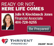 Julie Kleckbusch Jones Thrivent