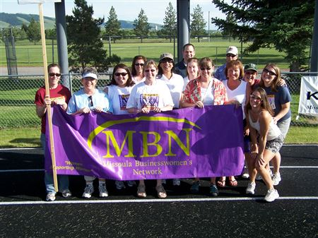 2008 Relay for Life Team Photo
