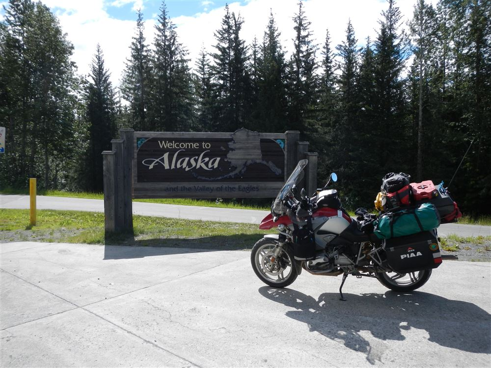 Larry Marcum & Douglas Pittman's 70 day, back-roads trip to Alaska from Nashville, TN