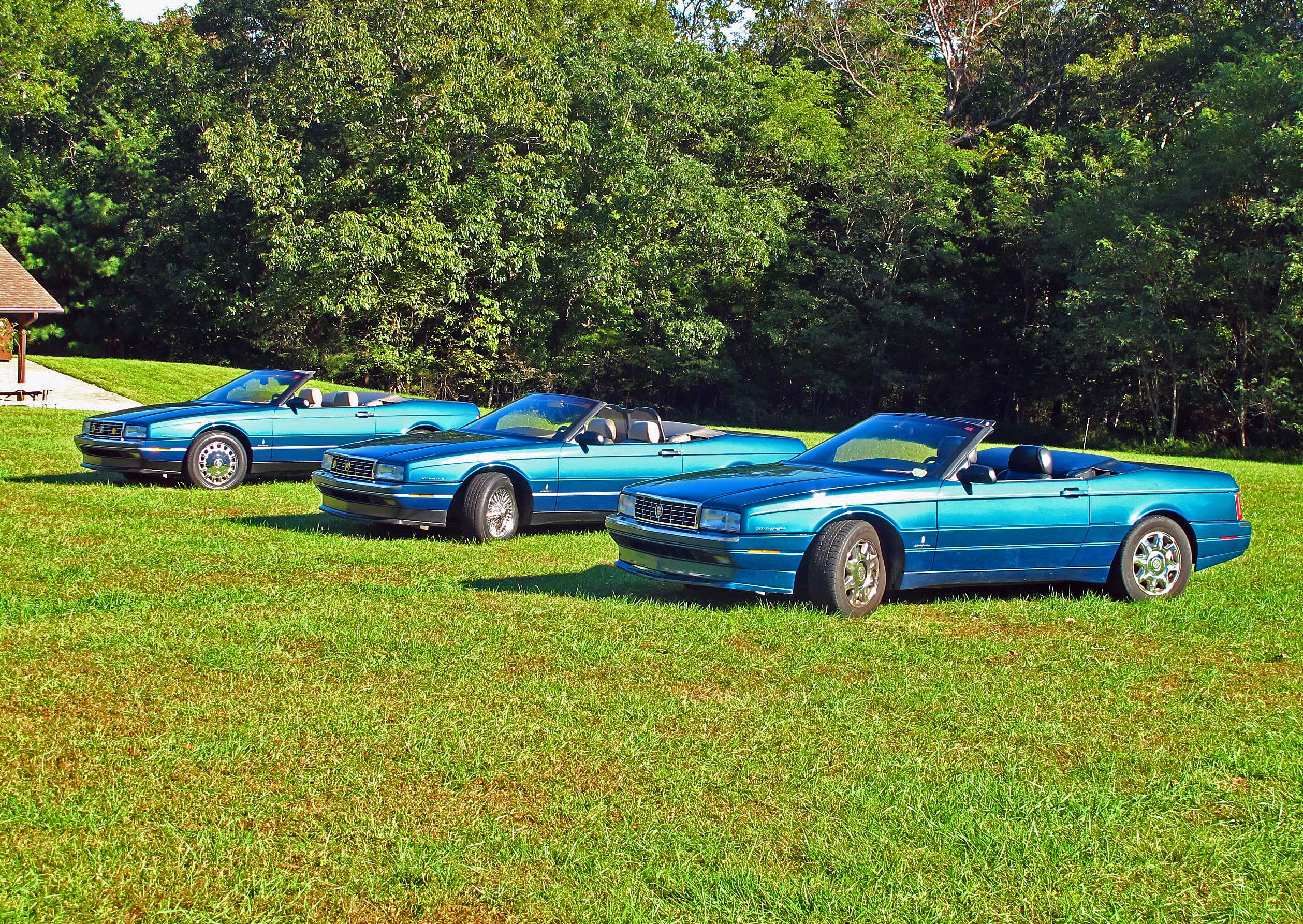 Past Events - The Cadillac Allante XLR Club