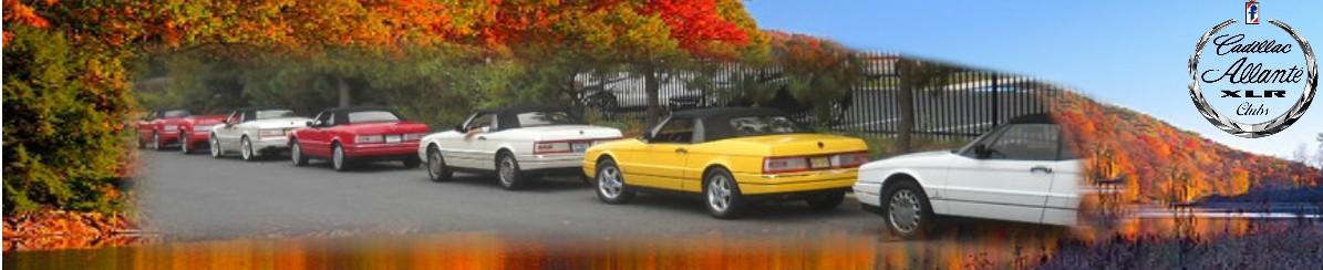 Home - The Cadillac Allante XLR Club