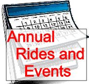 Annual Rides and Events