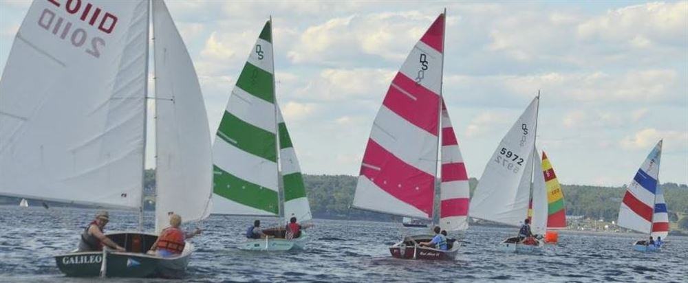 Retired Daysailor Skippers race