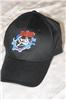 Traditional Ball Cap with Logo - click to view details