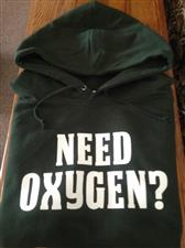 Need Oxygen Hoodie - click to view details