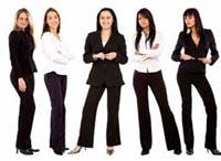 Professional business women