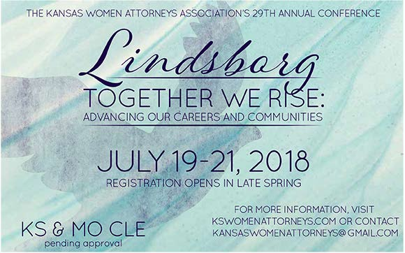 2018 Lindsborg Save the Date