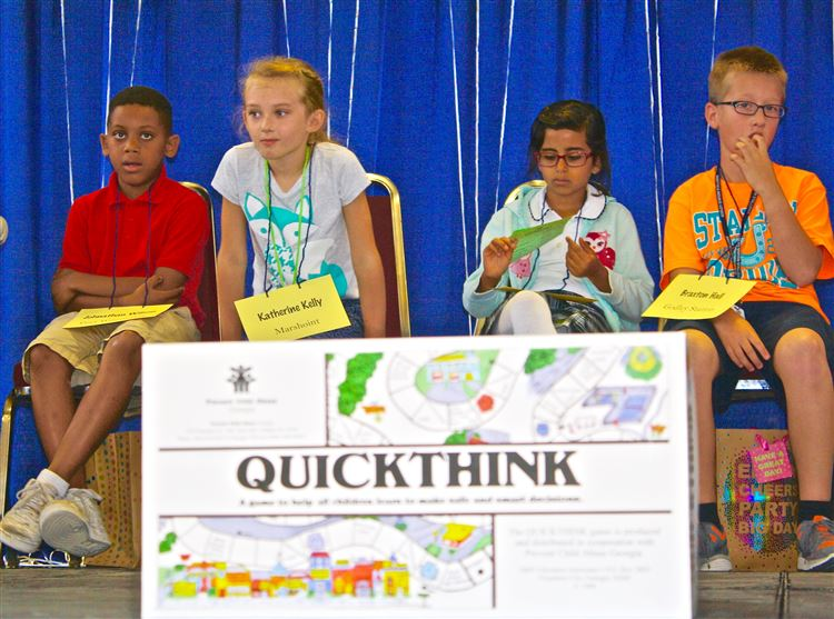 Quick-Think-A-Thon - The Exchange Club of Savannah