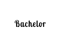 Bachelor Placeholder