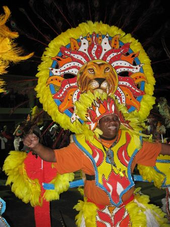 Junkanoo is a proud tradition throughout the Bahamas and Marsh Harbour clelebrates with one of the best.  For more information check out this link.   http://www.bahamas.co.uk/about-the-bahamas/junkano