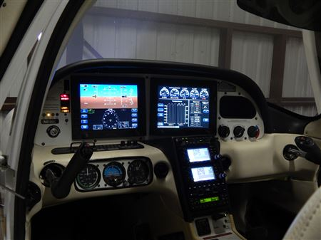 Member Richard Cano is selling these avionics from a Cirrus. See the classified ads for details.