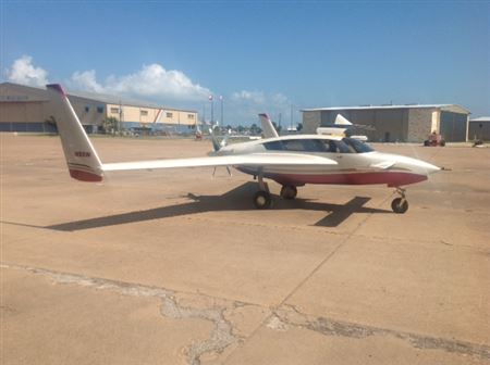 See the classified ad for details on this stunning plane!