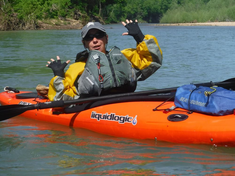 4 days, 60 miles HCC on Buffalo River, Northwestern Arkansas. A Kent Williams Porduction