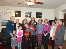 BPW Boulder 2015 Holiday Party 231x173