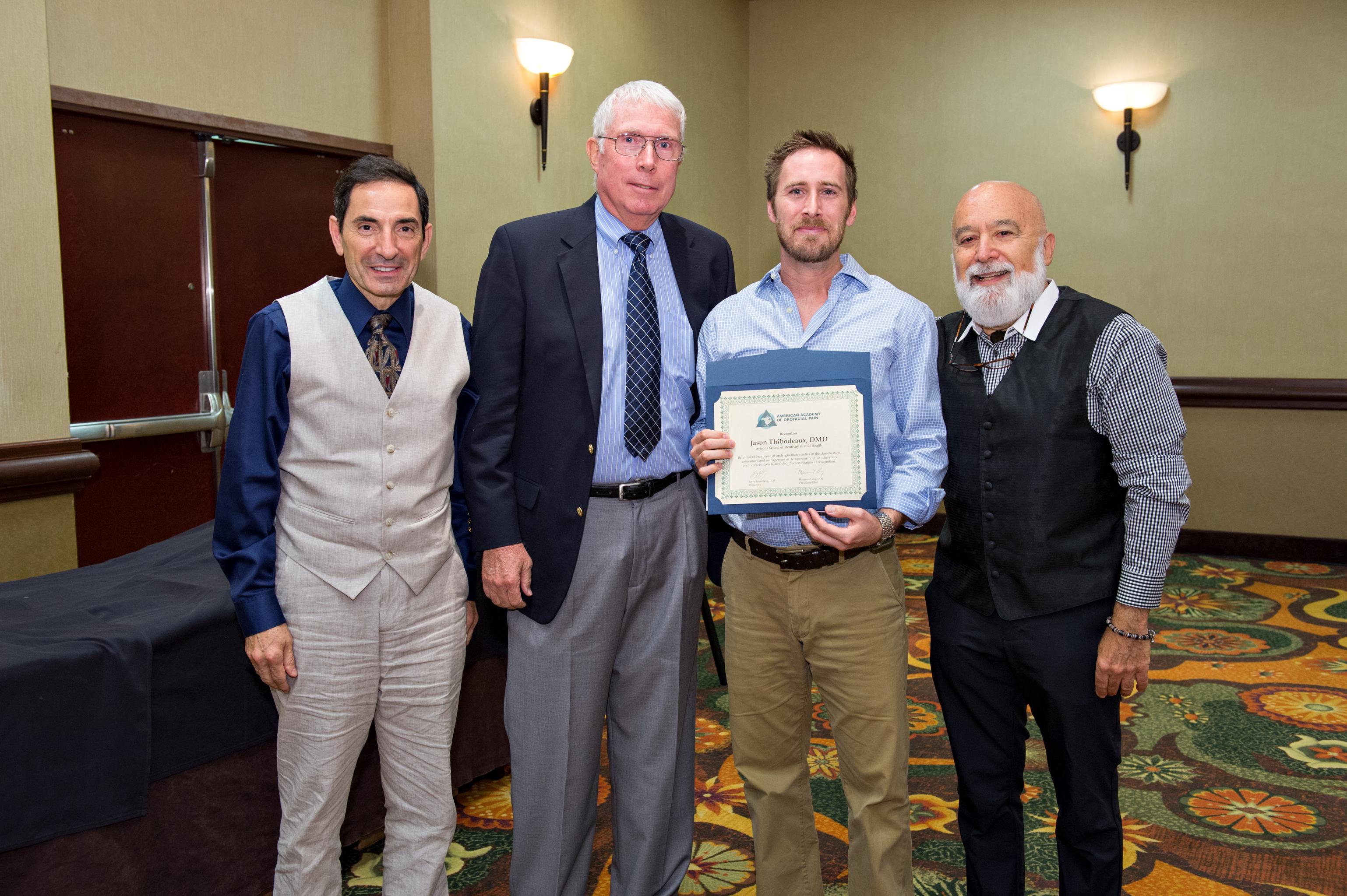 AAOP Student Award Recipients ...