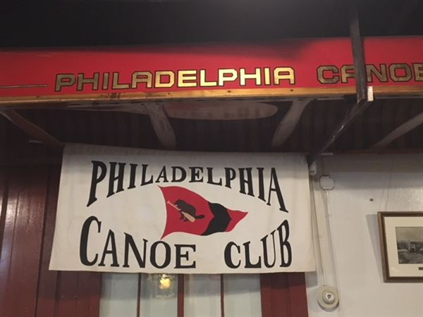 Village Social at the Philadelphia Canoe Club, September 23rd 5-7PM